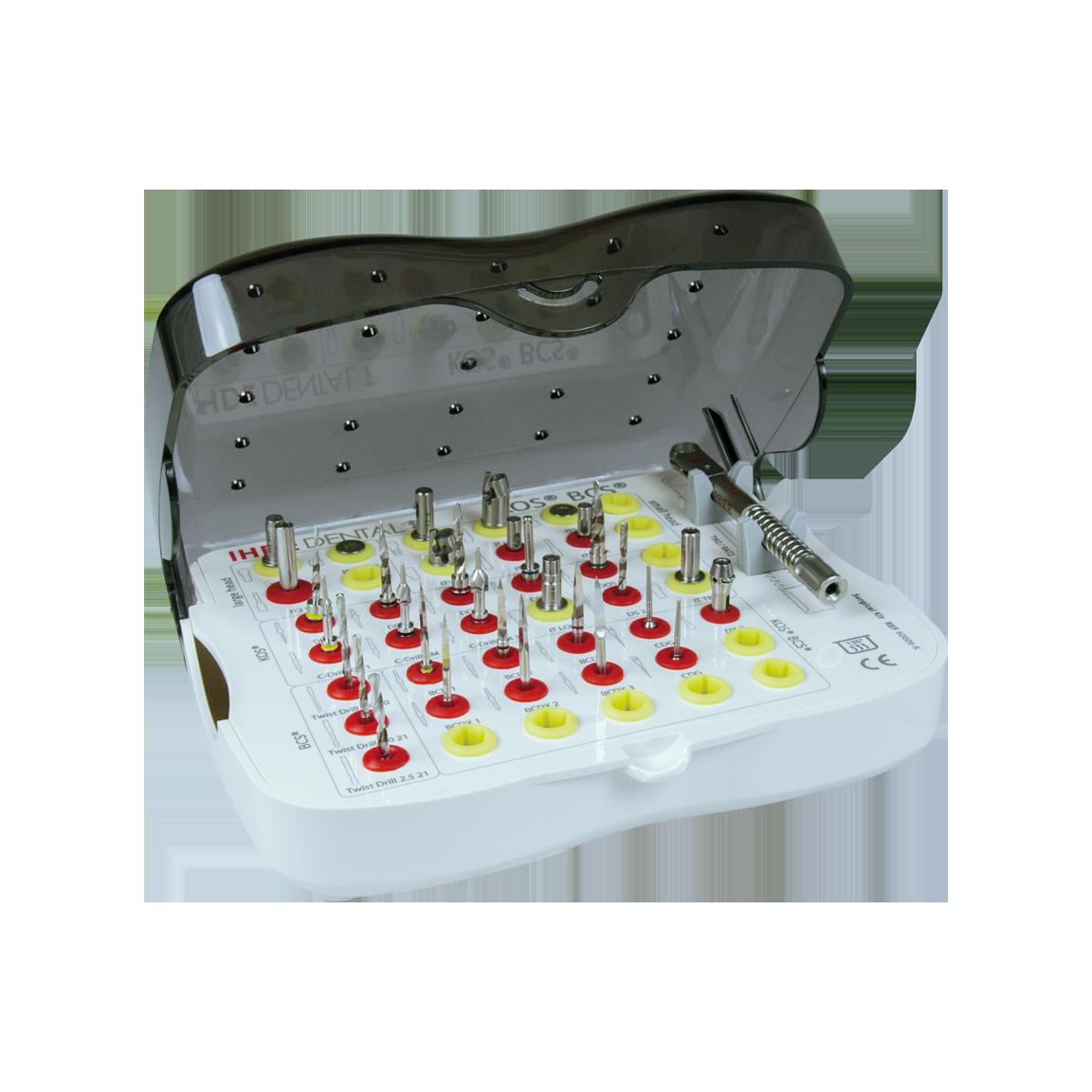 Instrumenten Tray für KOS® und BCS®