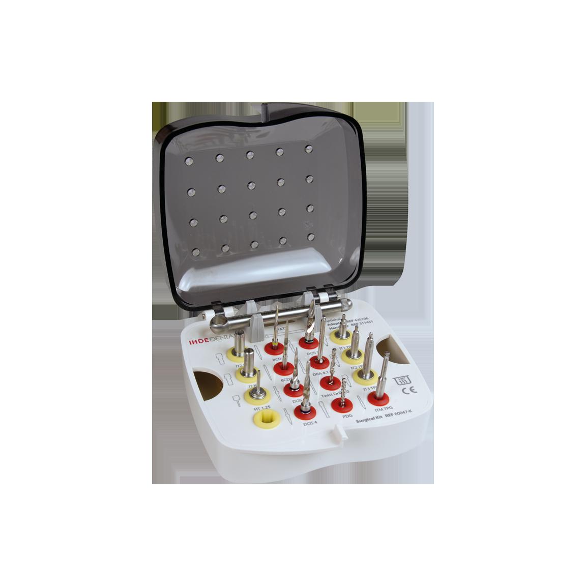 Instrumenten Tray für TPG® und TPG® uno